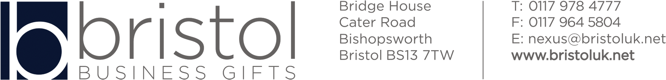 Bristol Business Gifts
