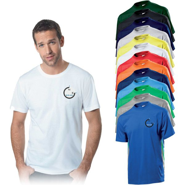 Charity donations and promotional products for Charity printed t shirt